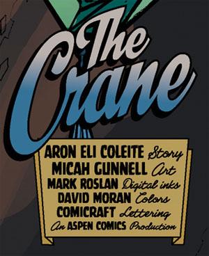 The Crane title.JPG